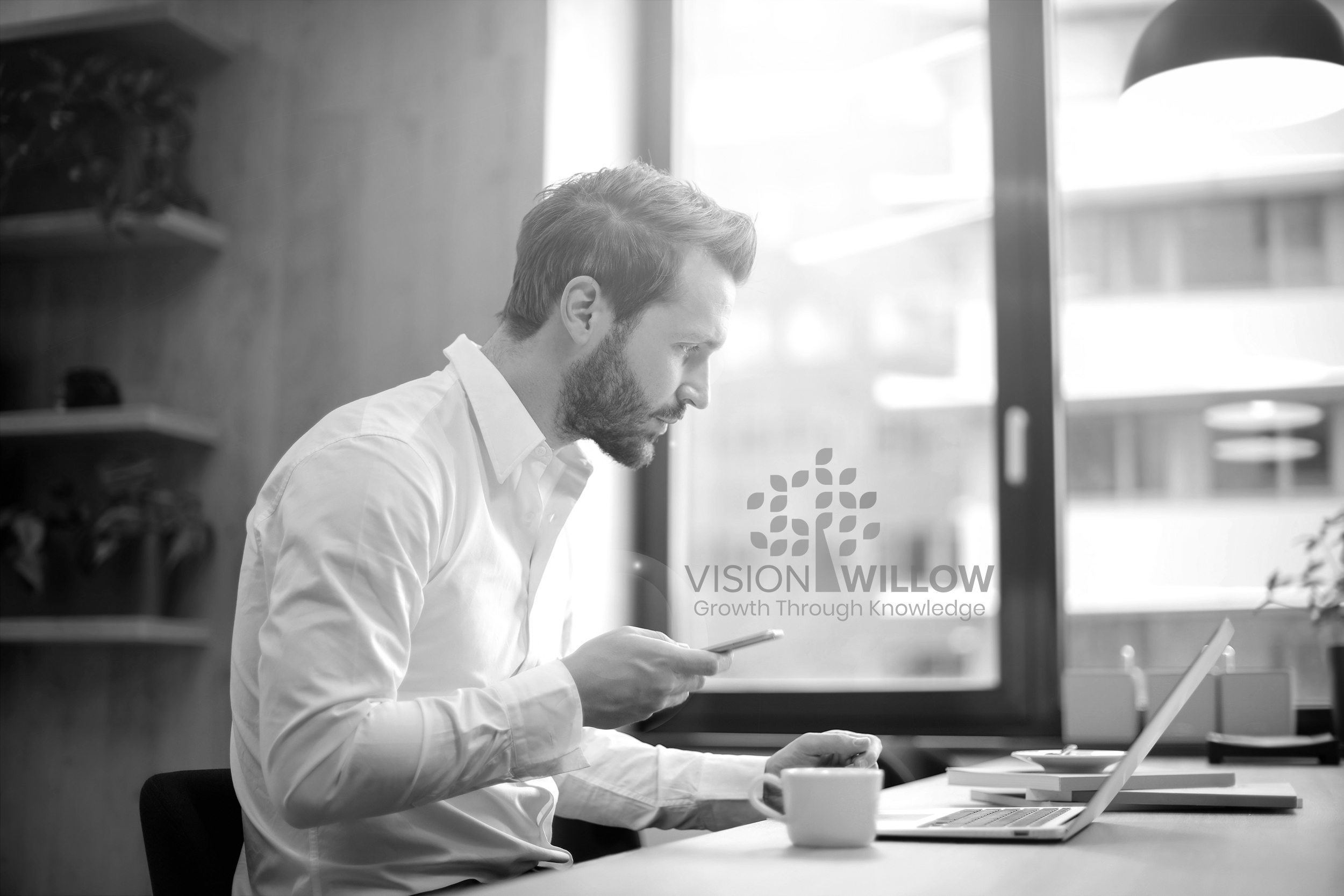 BW businessman-coffee-concentration-926390 copy